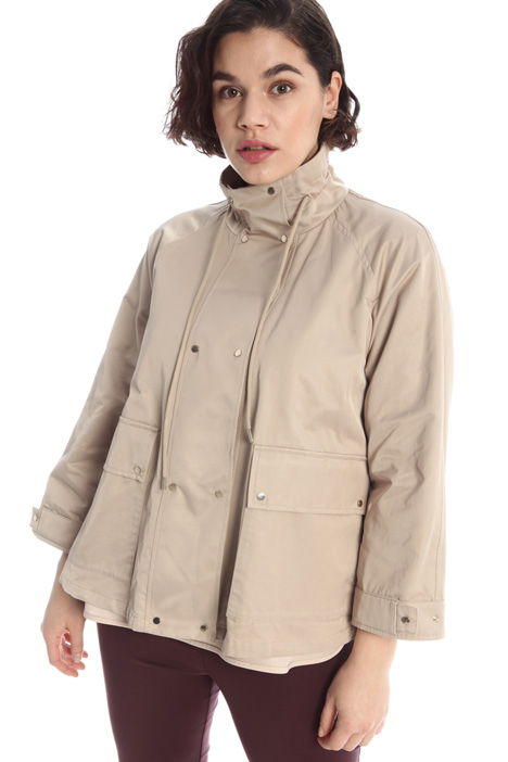 Boxy raincoat Intrend