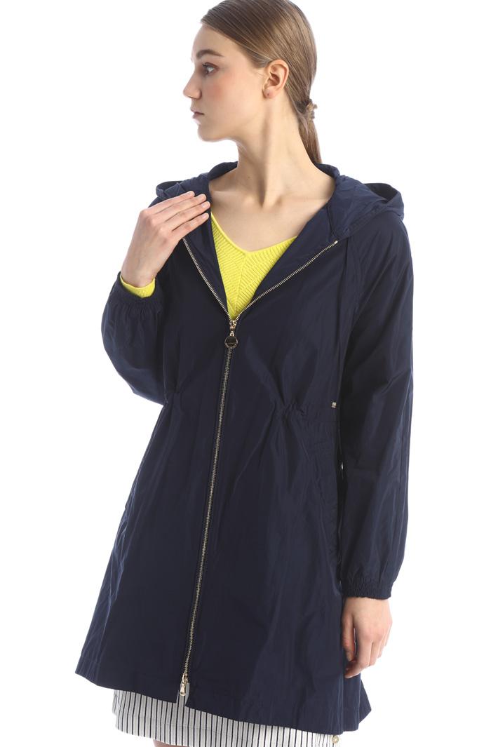 Drawstring raincoat Intrend