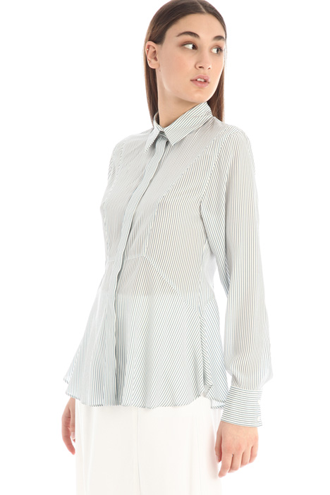 Fit and flare shirt Intrend