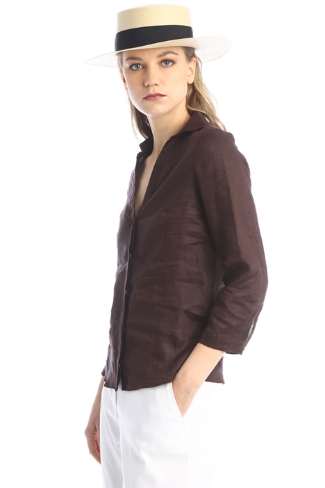 Pure linen shirt Intrend