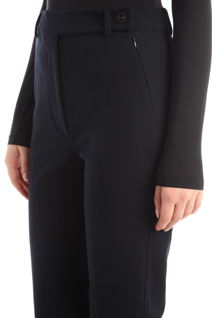 Canvas trousers Intrend