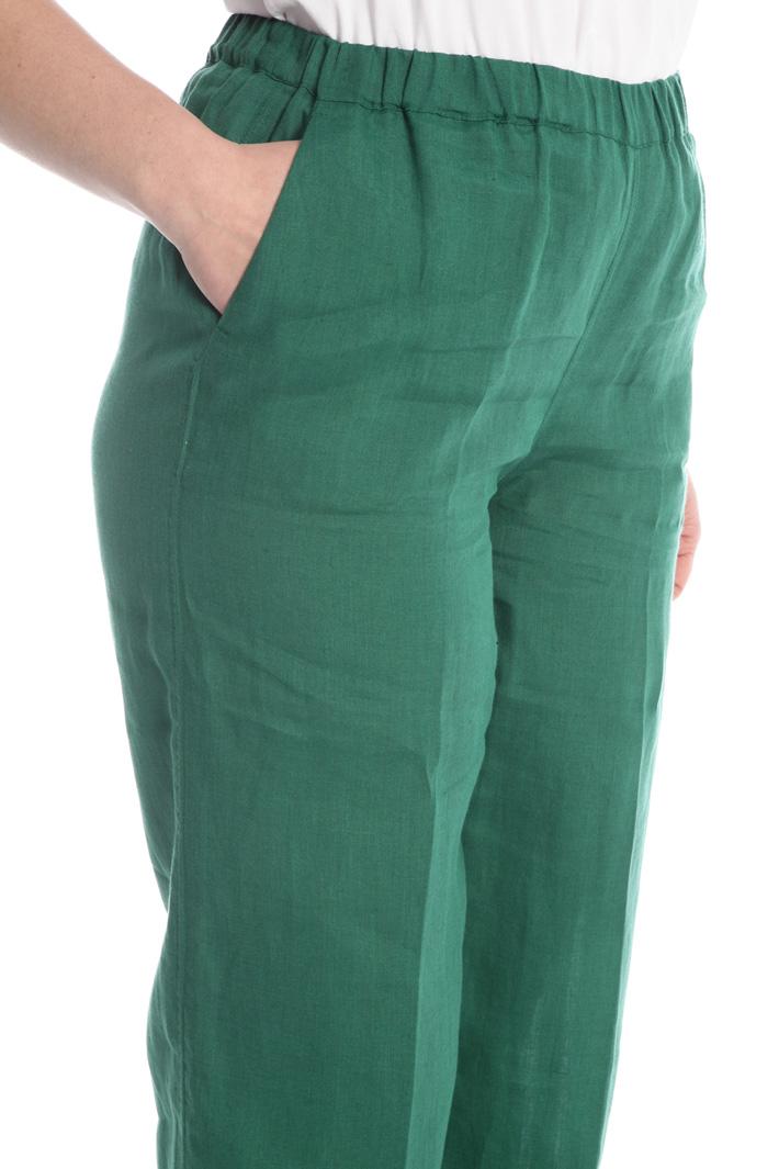 Light linen trousers Intrend