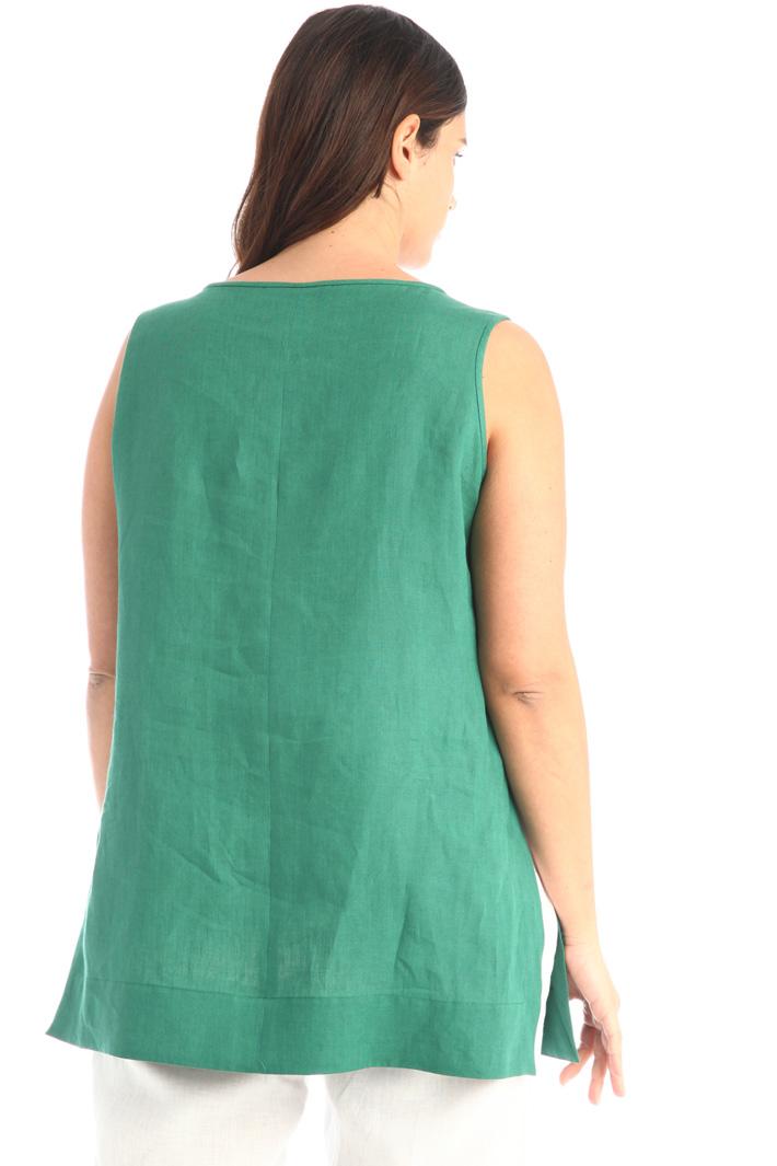 Light linen tunic Intrend