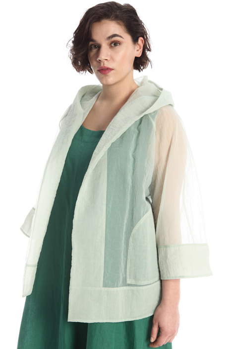 Organza duster coat Intrend
