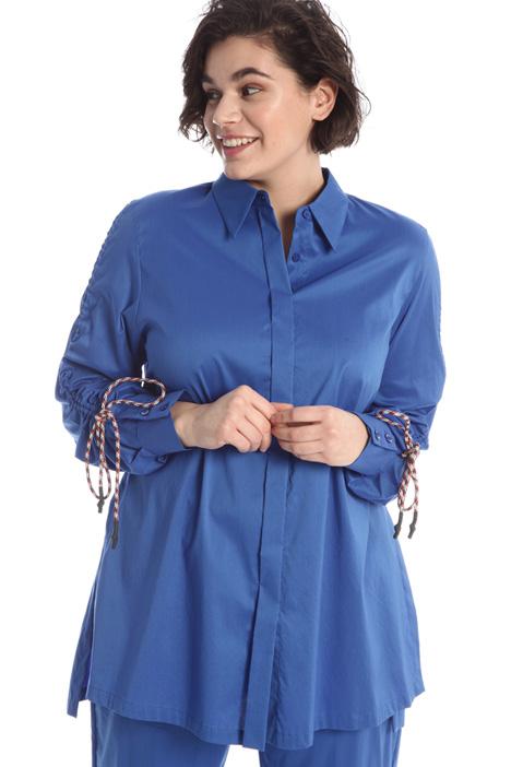 Loose poplin shirt  Intrend