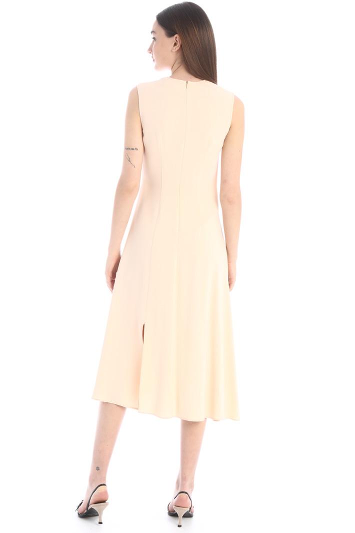 Draped cady dress Intrend