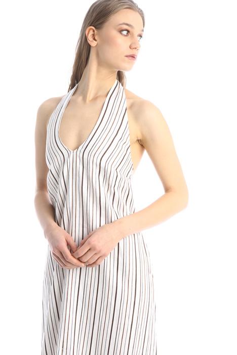 Long halter dress Intrend