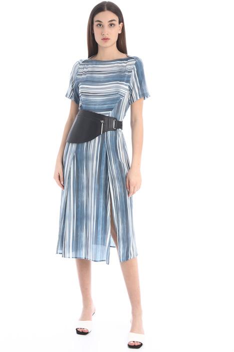 Silk crepe dress Intrend