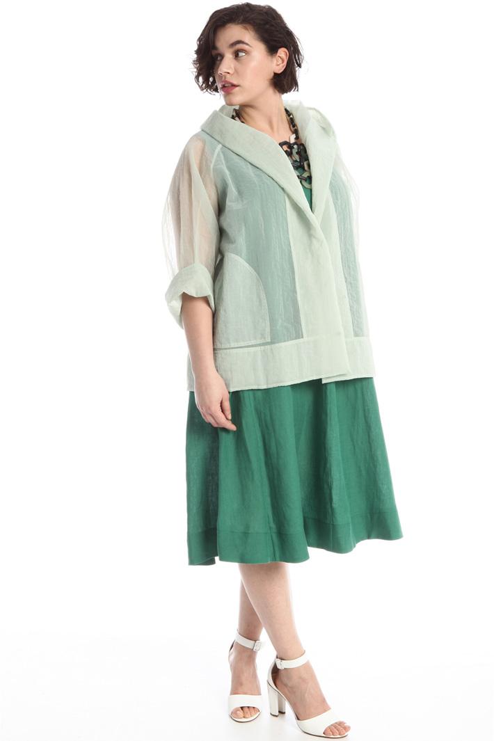 Light linen dress Intrend