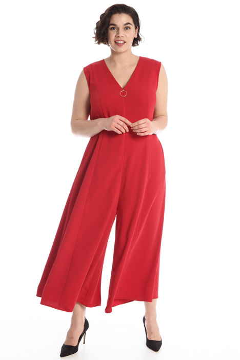 Satin jumpsuit Intrend