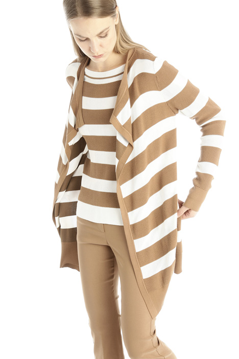 Open front cardigan Intrend