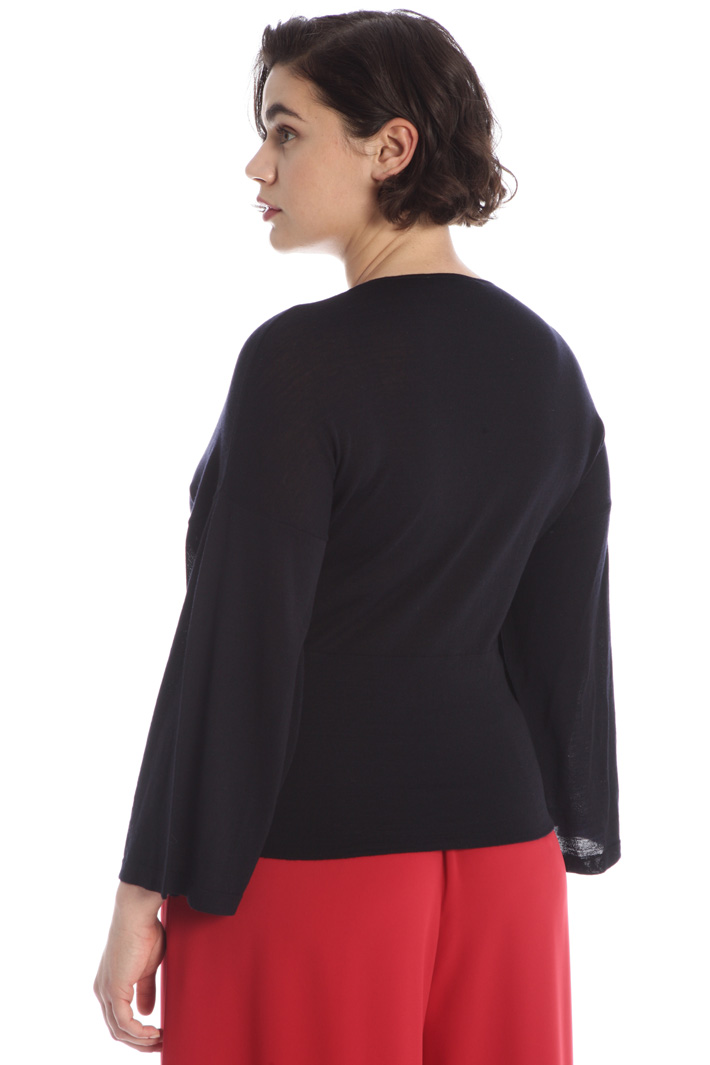 Pure merino wool sweater Intrend