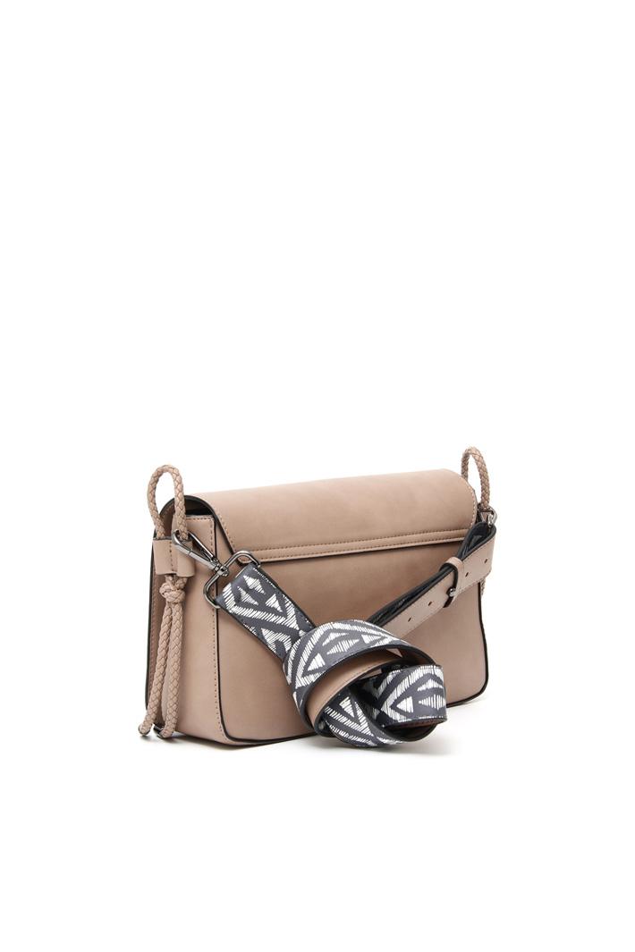 Shoulder bag with foulard Intrend
