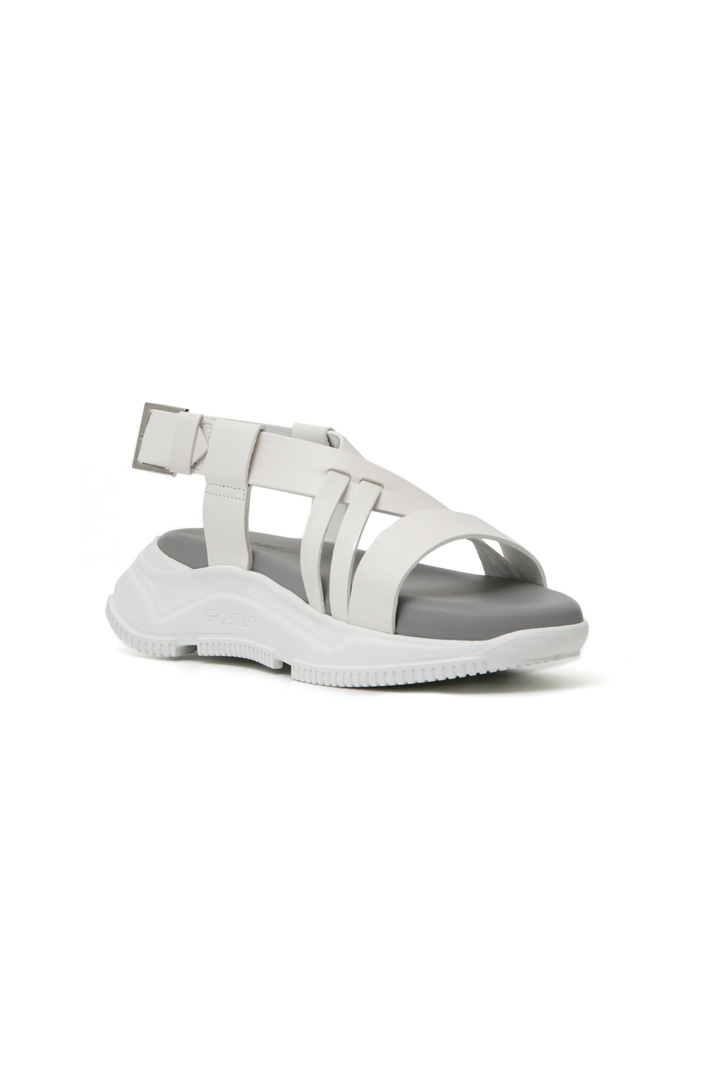 Rubber sole sandals Intrend