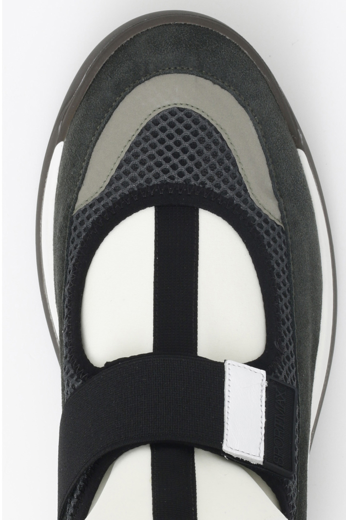 Compact jersey sneakers Intrend