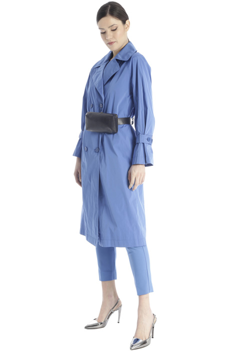 Taffeta trench coat Intrend