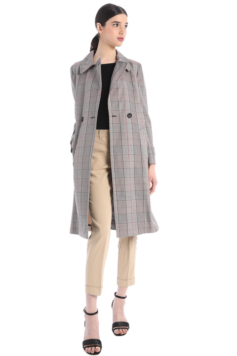 Cotton trench coat Intrend