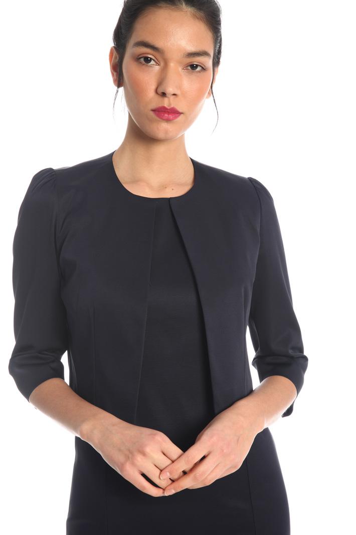 Short faille jacket Intrend