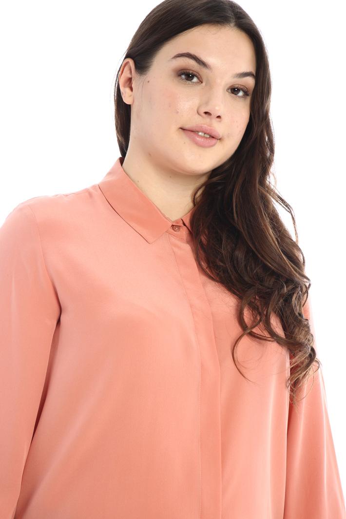 Silk shirt Intrend