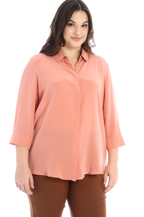 Silk shirt Intrend
