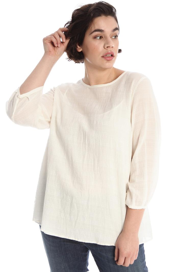 Muslin cotton tunic Intrend