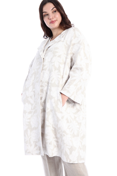 Linen duster coat Intrend