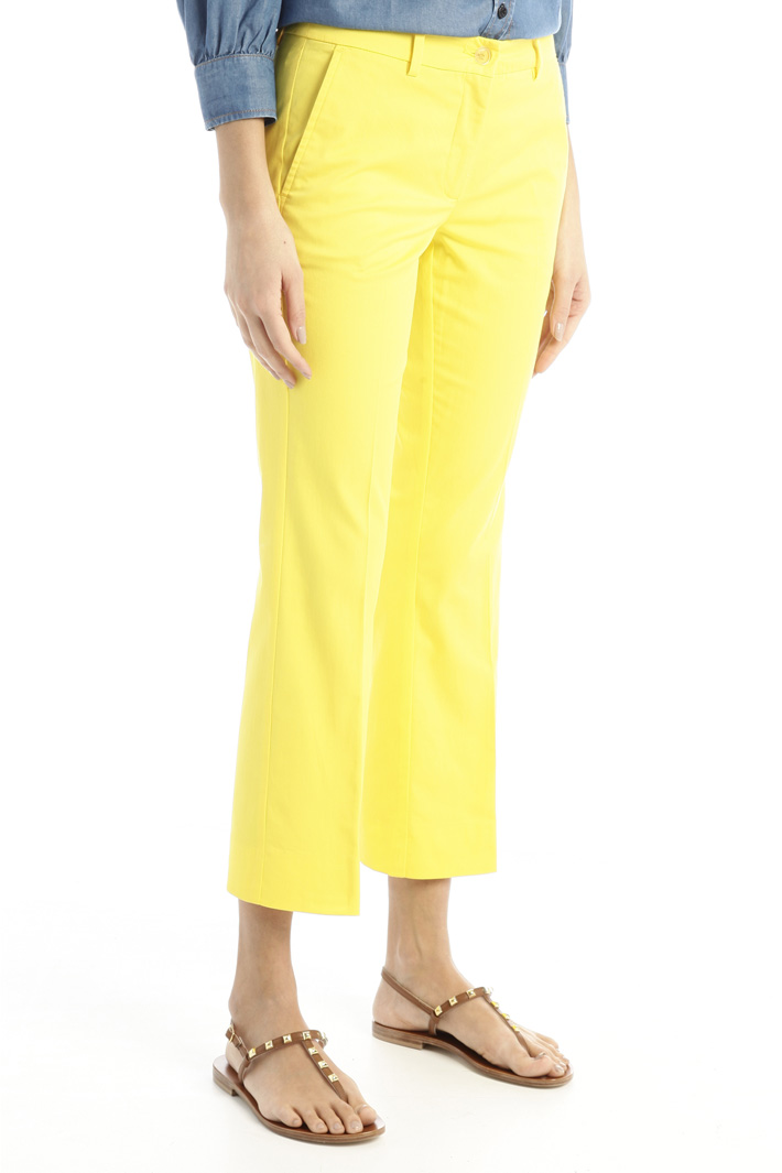 Flared trousers Intrend