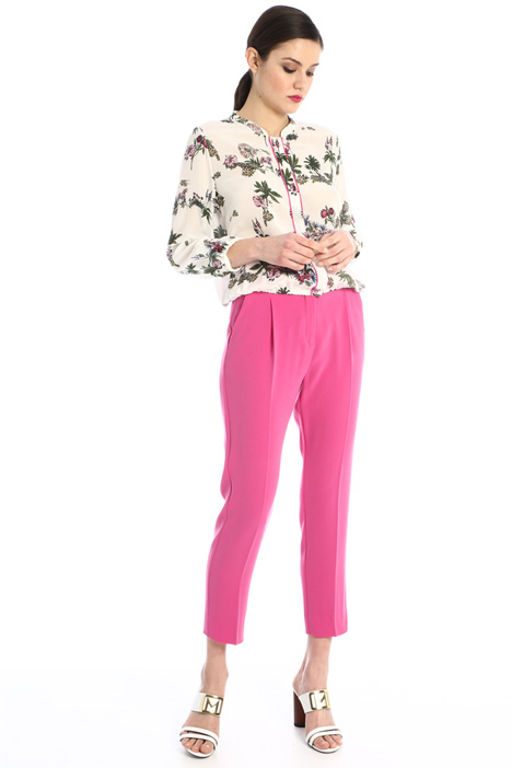 Carrot fit trousers Intrend