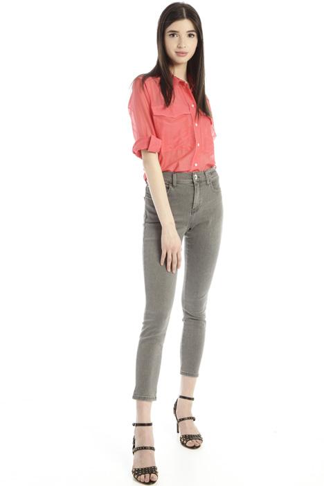 Jeans skinny in denim stretch Intrend