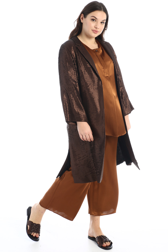 Flowing viscose tunic Intrend