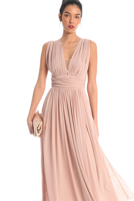 Empire style tulle dress Intrend