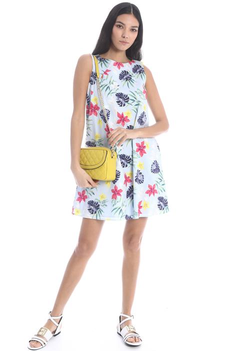A-line poplin dress Intrend