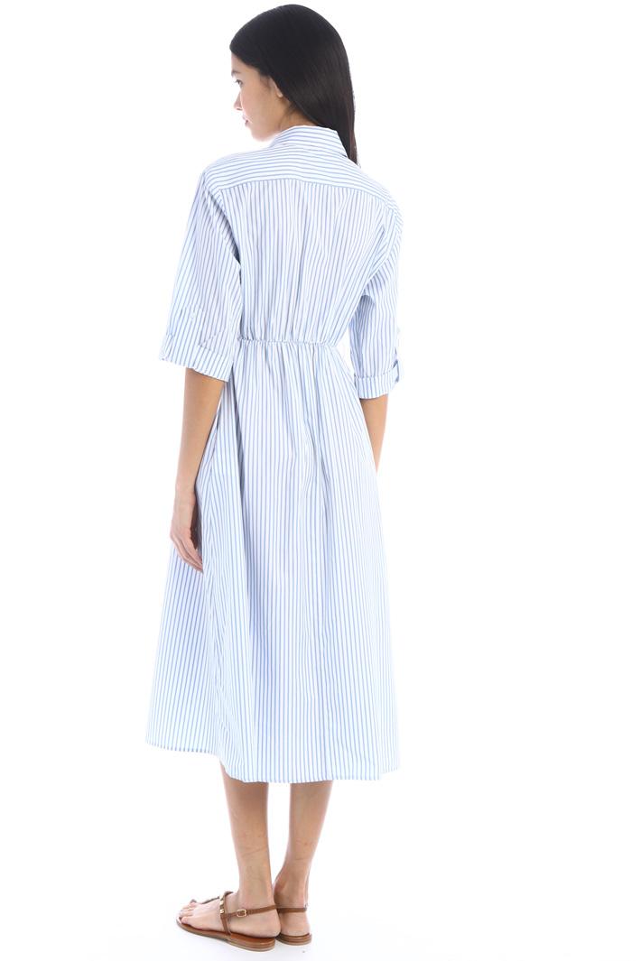 Poplin shirt dress Intrend