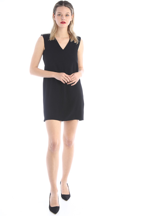 Jewel-detailed dress Intrend