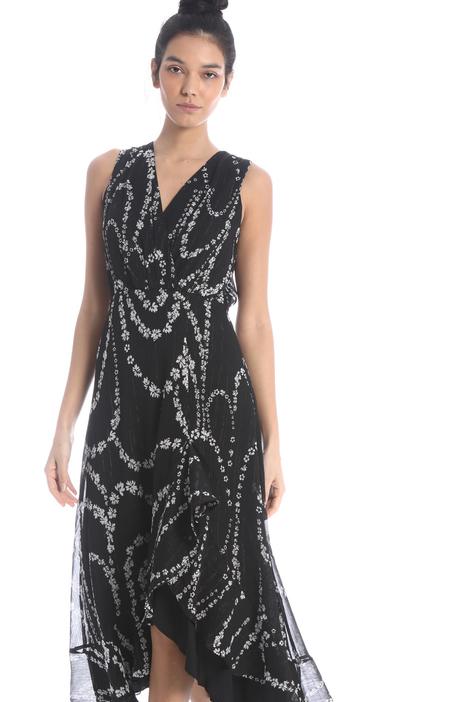 Long sleeveless dress Intrend