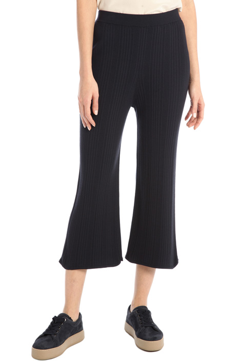 Knit trousers Intrend