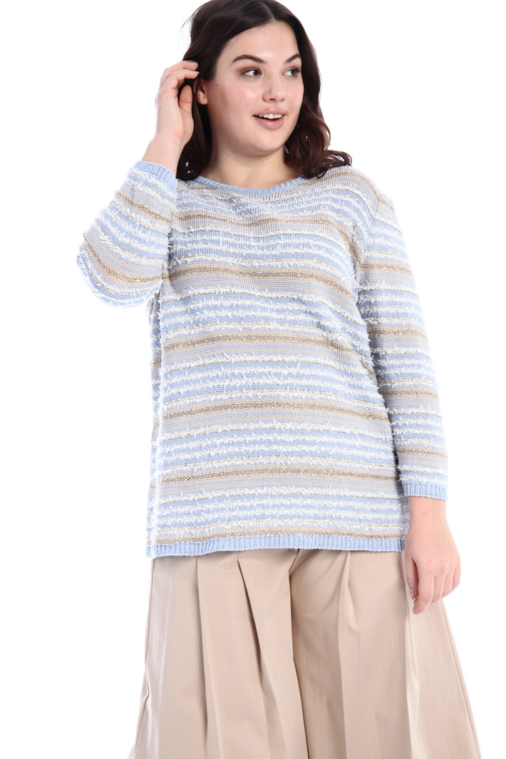 Rhinestone sweater Intrend