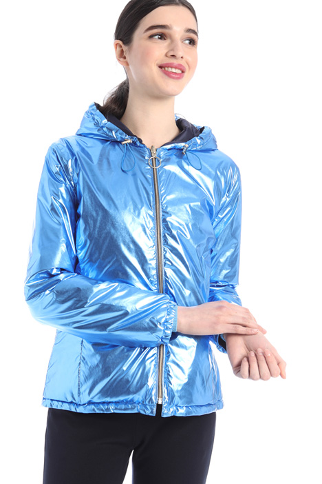 Reversible puffer Intrend