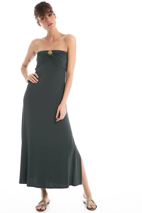 Strapless dress Intrend
