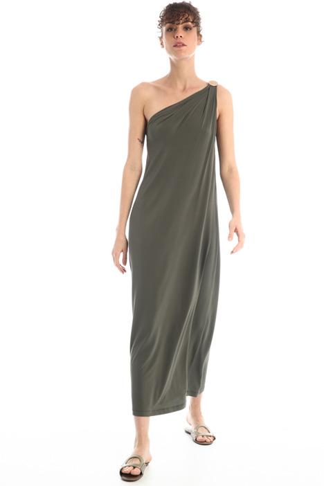 One-shoulder dress Intrend