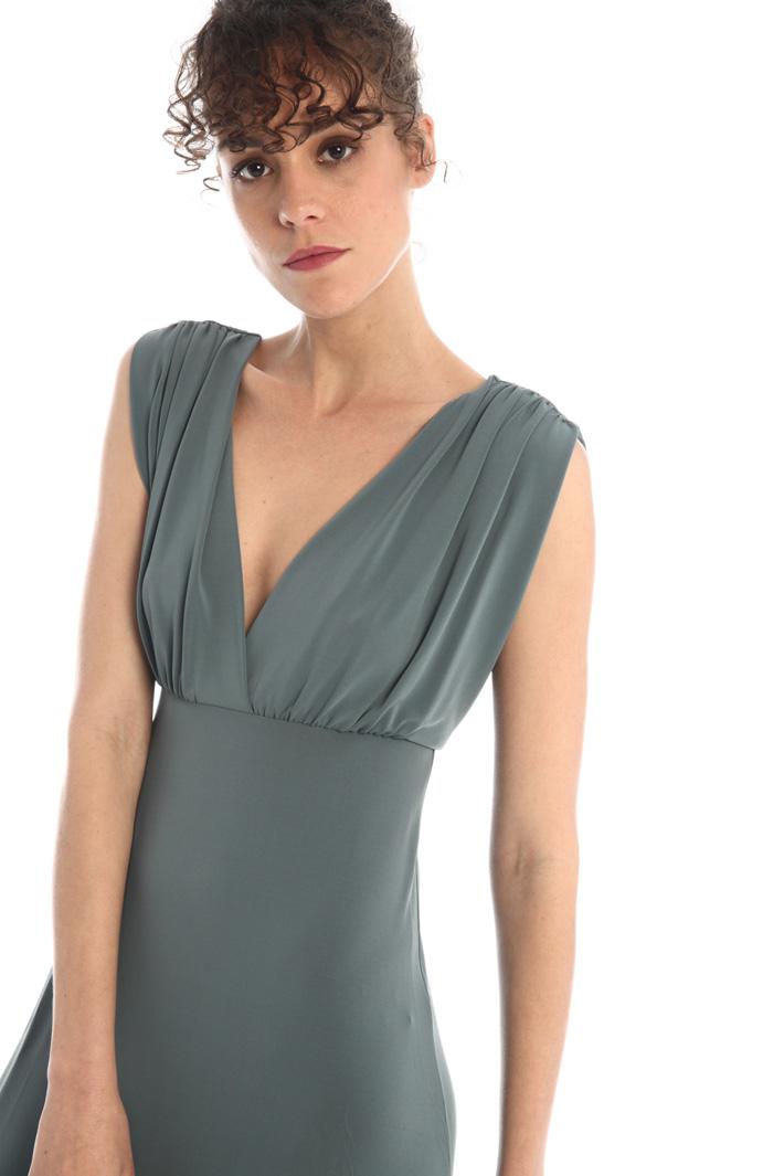 V-neck dress Intrend