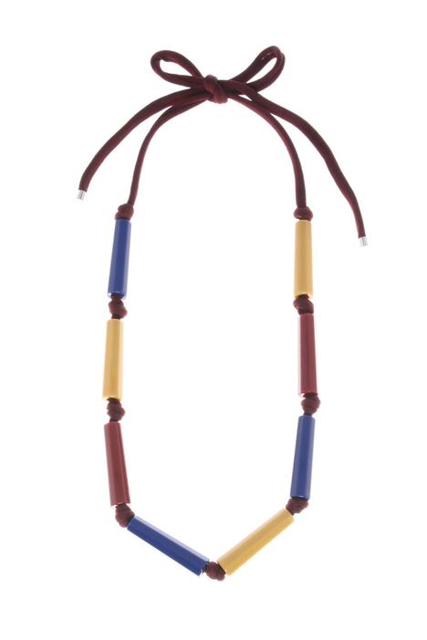 Multicoloured necklace Intrend