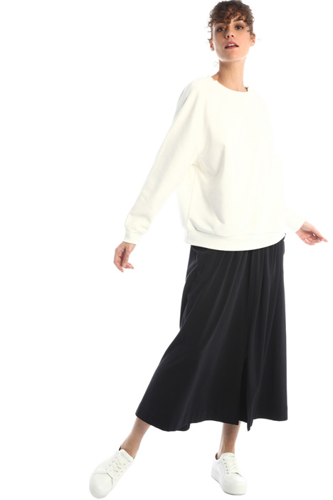 Cotton jersey skirt Intrend