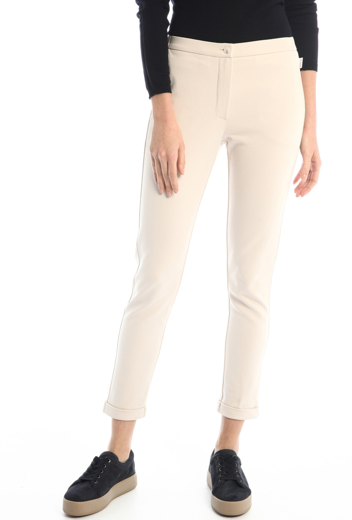 Jersey trousers Intrend