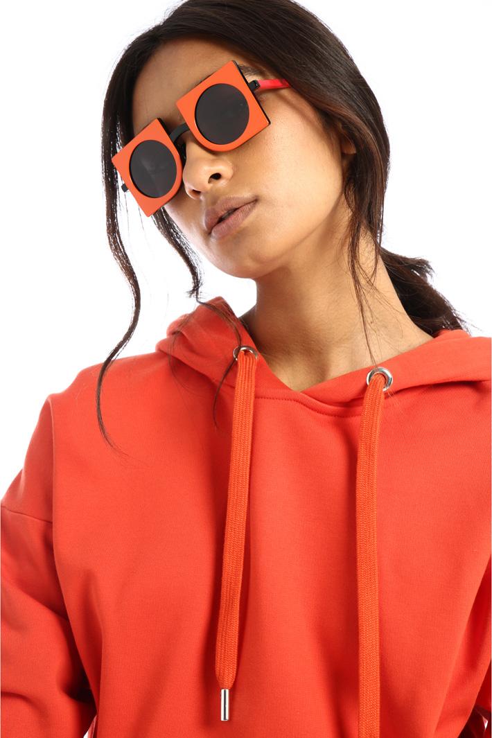 Geometrical sunglasses Intrend