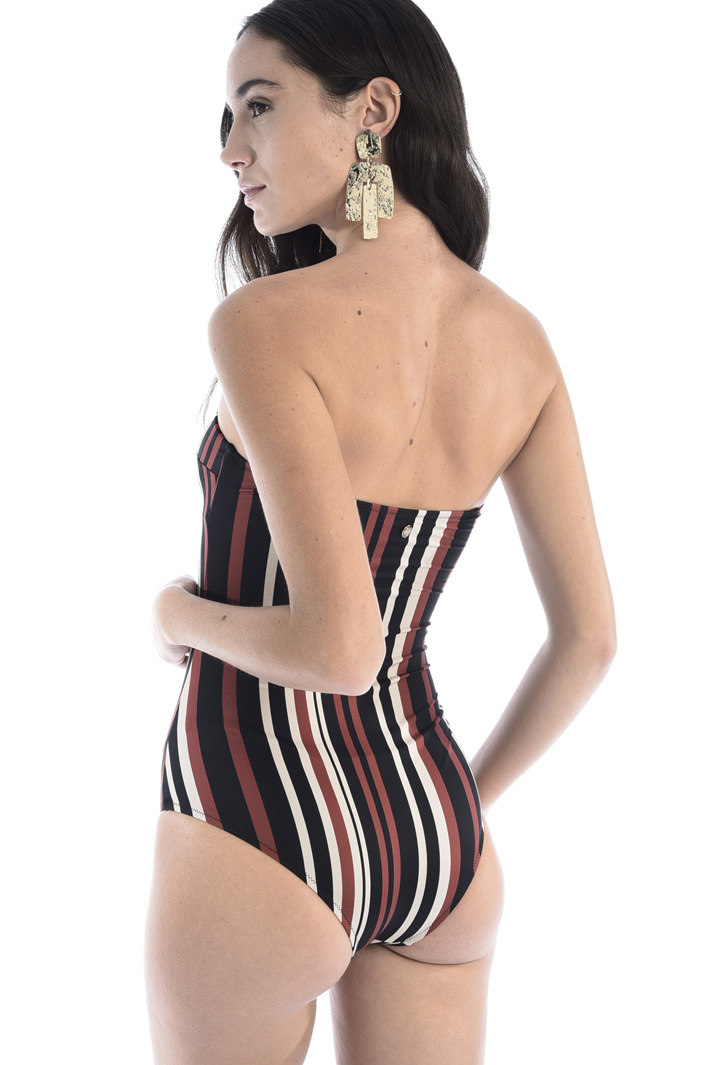Printed swimsuit Intrend