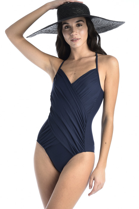 Crossed band swimsuit Intrend