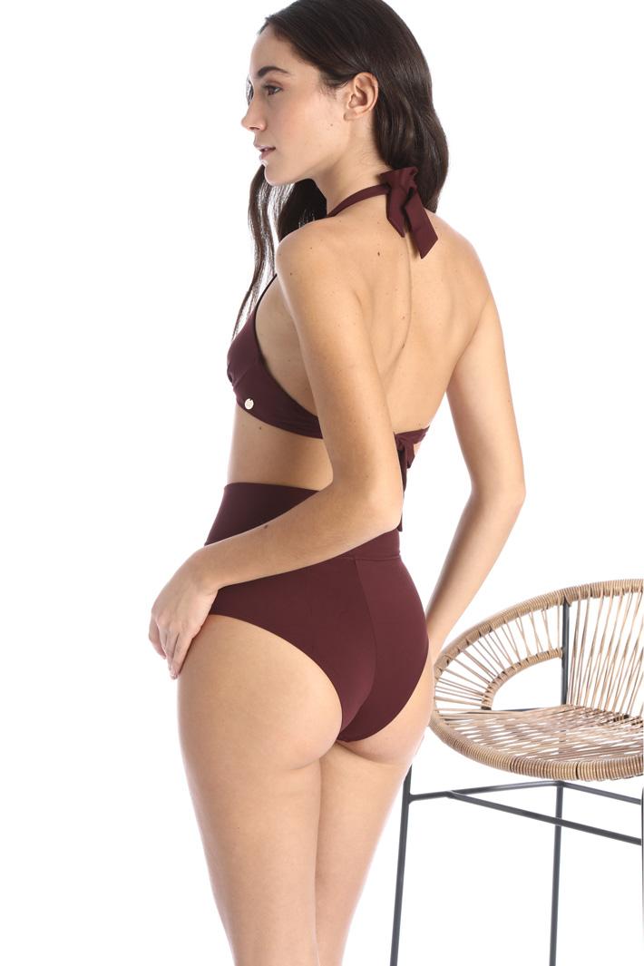 High waisted bikini bottoms Intrend