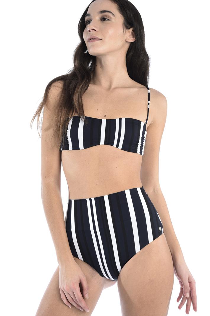 Printed bikini bottoms Intrend