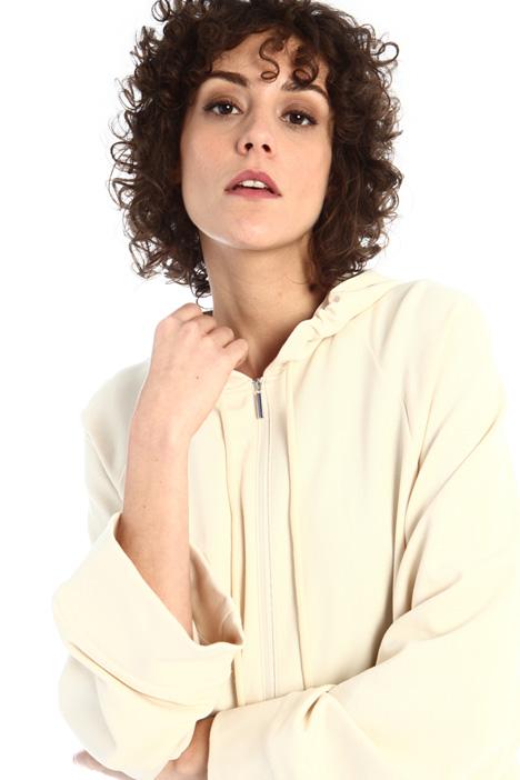 Compact jersey sweatshirt Intrend